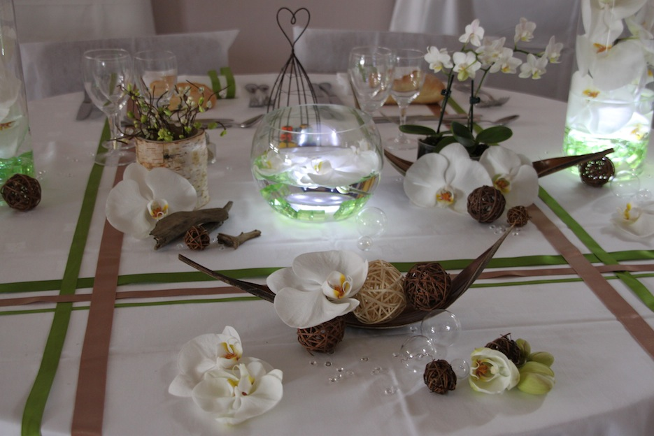 Ambiance services animateur mariage dj bretagne - Deco mariage nature chic ...